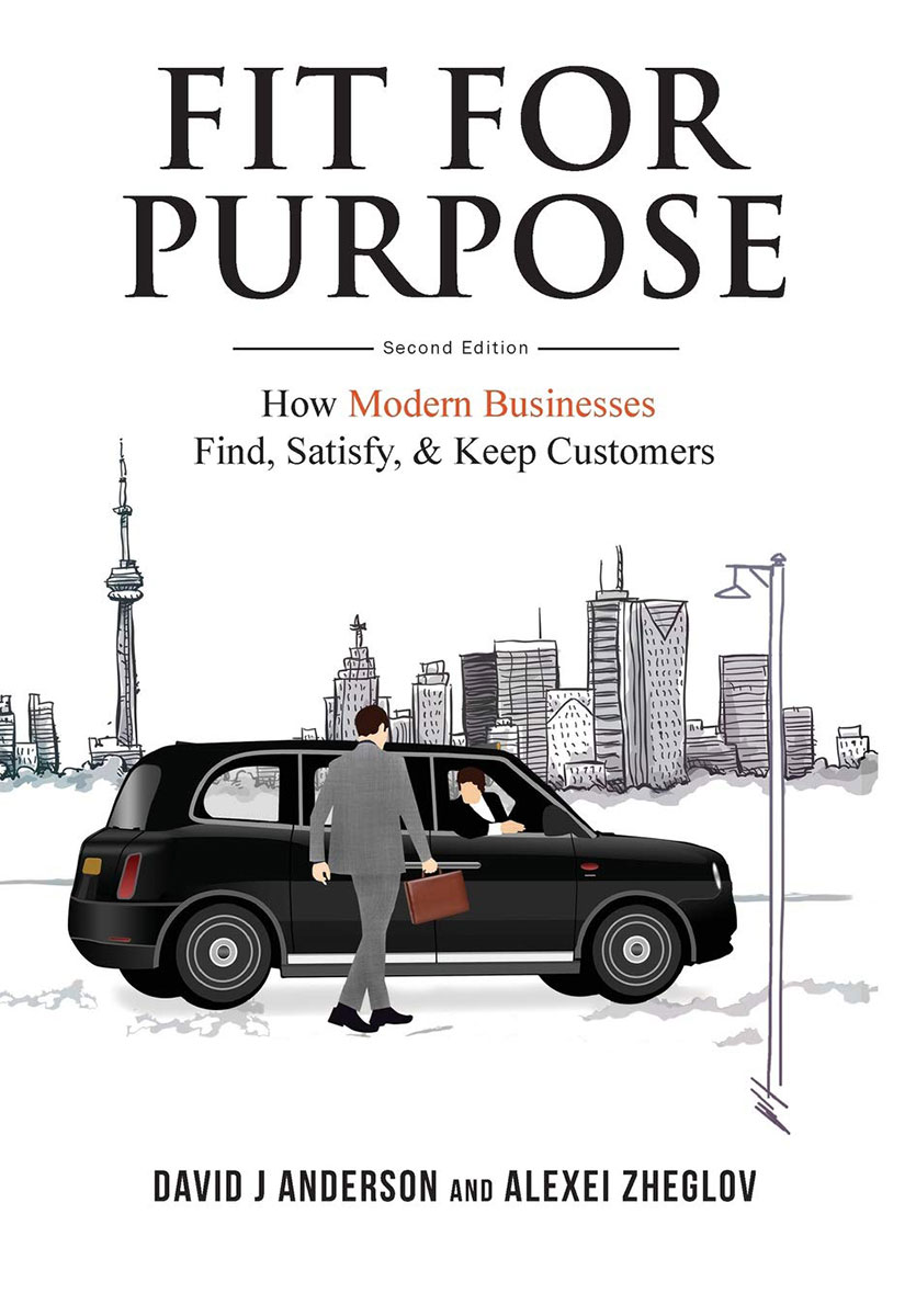 Fit for Purpose - book cover
